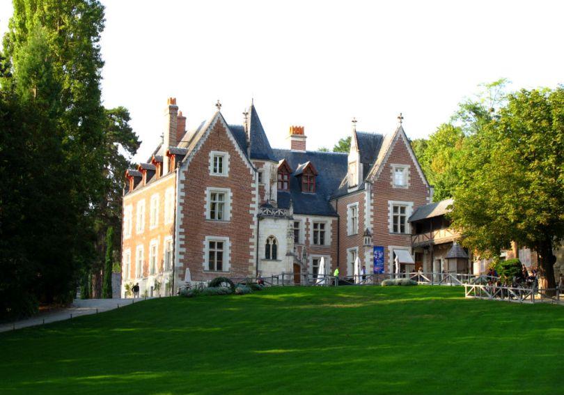 Castelos na França-clos-luce