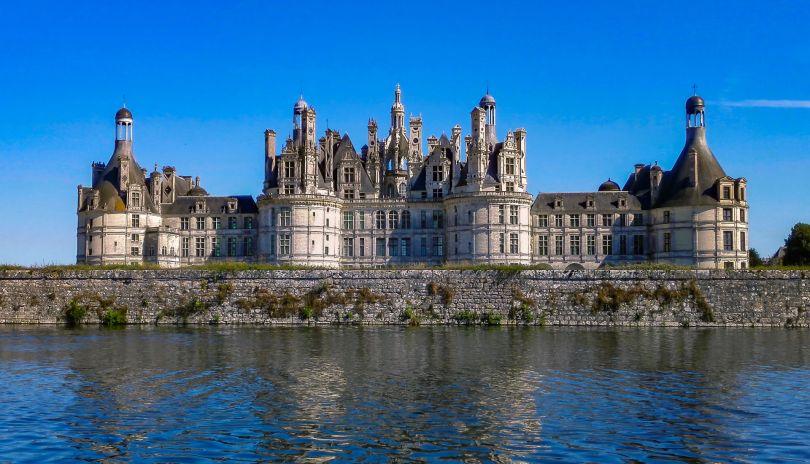 Castelos na França_chambord
