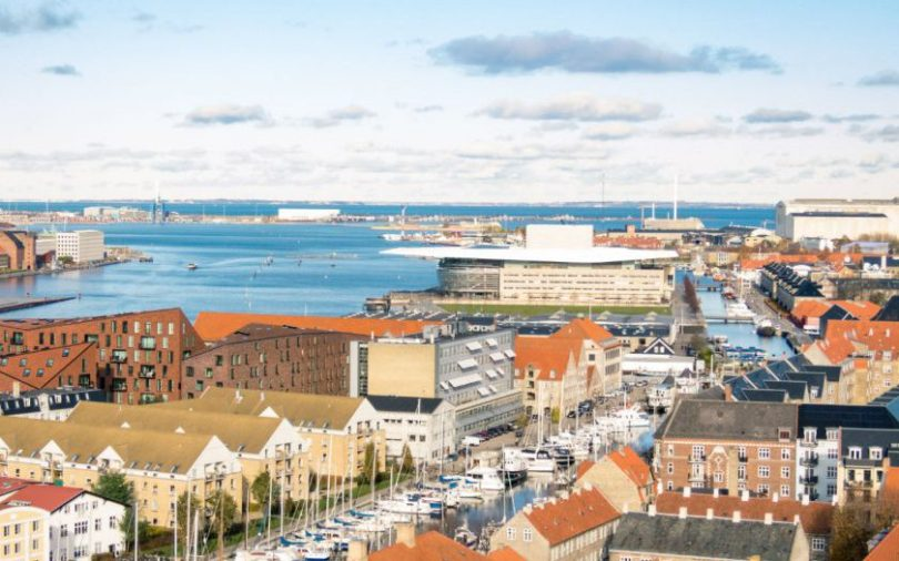 Copenhague vista do alto (1 de 1)