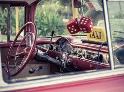viajar para Cuba - taxis