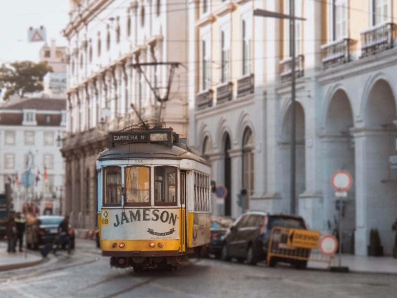 o que fazer em Lisboa-bondinho