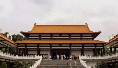 Templo Zu Lai-entrada