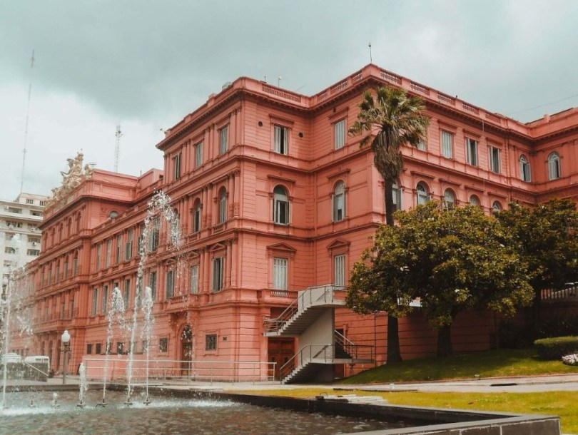 Buenos aires-casa rosada
