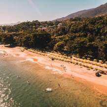 ilhabela praia