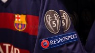 Barcelona title badge
