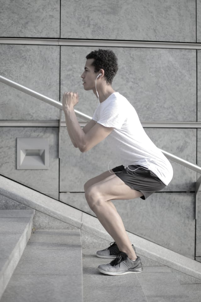 Start With The Stairs