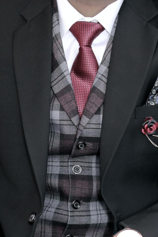 Wear The Neck-Tie