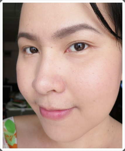 Review : Za Perfect Fit Concealer + Perfect Fit Two-way Foundation (5/6)