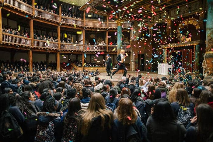 Much Ado About Nothing at Shakespeare's Globe