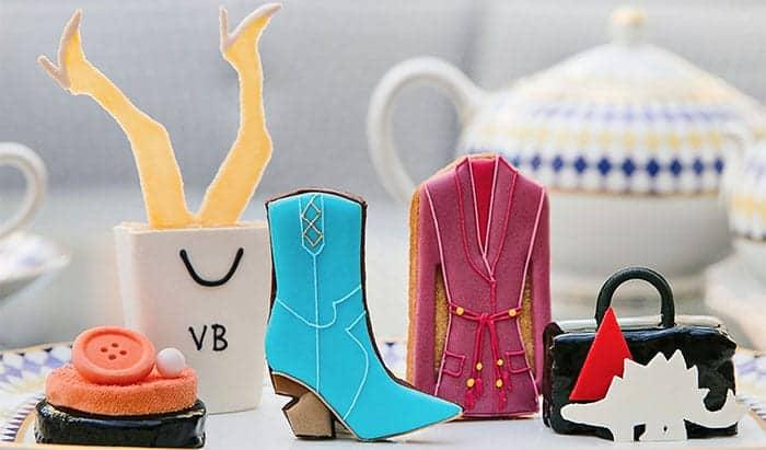 Berkley fashion afternoon tea London