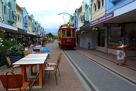New Regent St Christchurch