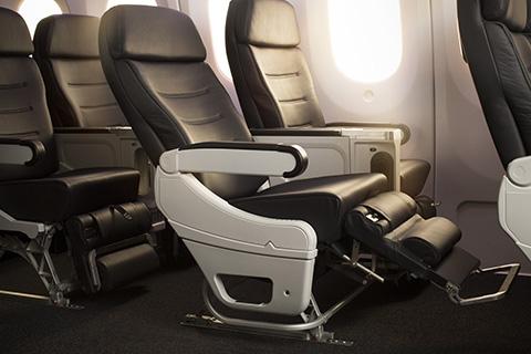 Dreamliner 787-9 Premium Economy seat