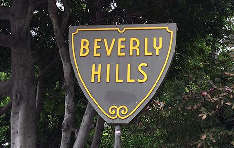 Beverly Hills shield