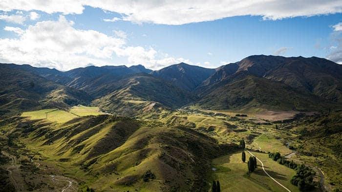 Rhythm & Alps countryside