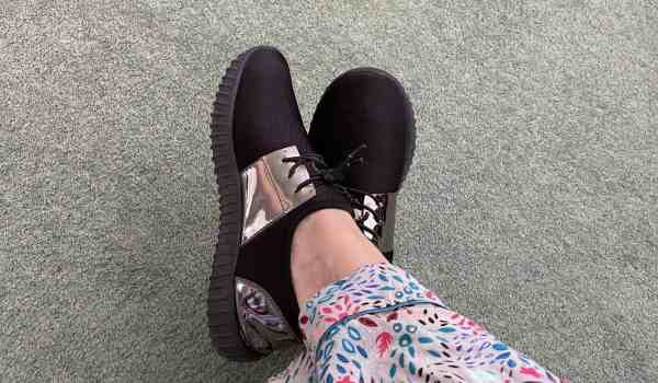 Travelling shoe