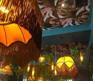 Amazonita ceiling