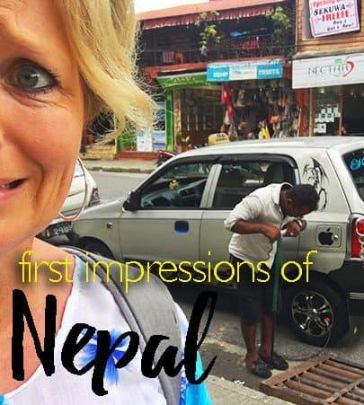 About Pokhara