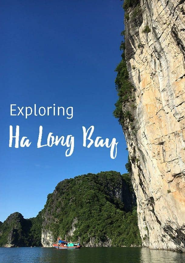 Ha Long Bay pin
