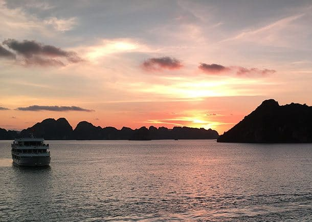 Sunset Vietnam