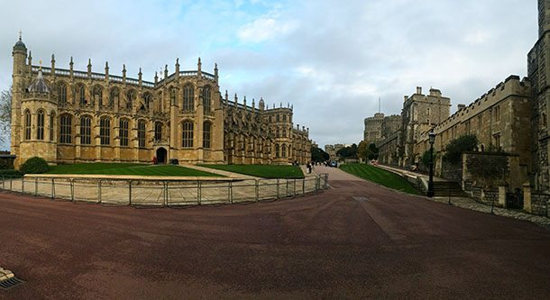 St Georges Chapel Windsor castle