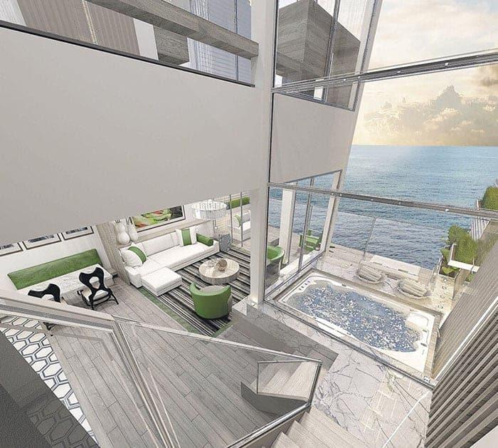 Celebrity Edge luxury villa