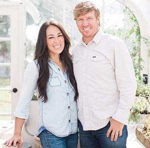 HGTV's Fixer Upper couple Chip and Joanna
