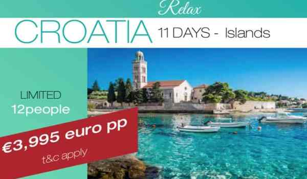 Tour of Croatia 2020