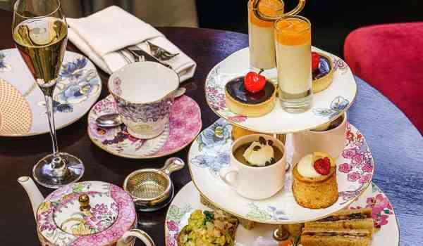 Afternoon-tea-London