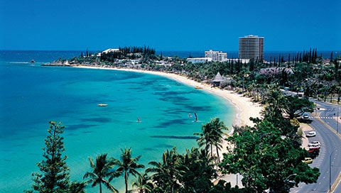 Hotels, New Caledonia