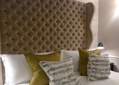 Ampersand bedroom