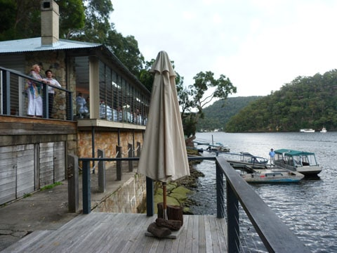 Berowra Waters proposal