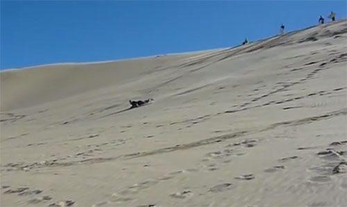 90 mile beach sand dune
