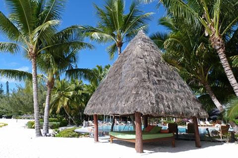 Cabana le Meridien New Caldeonia