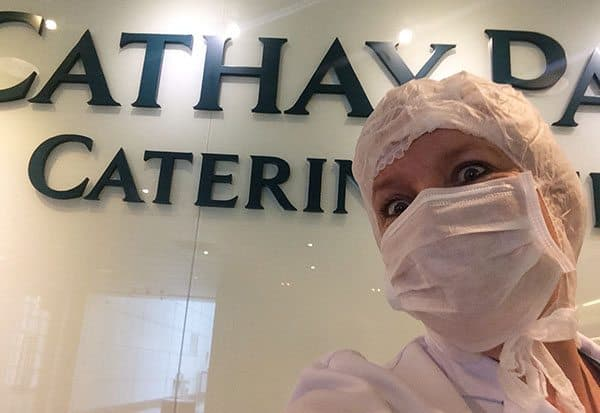Cathay kitchen tour