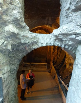 Caves in Istanbul
