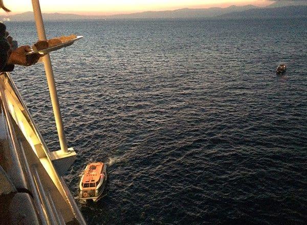 Migrant rescue Aegean