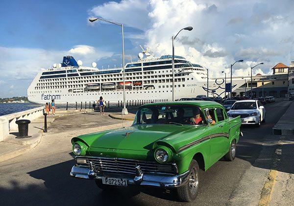 Fathom in Cuba
