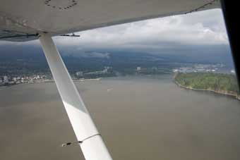 How to pack for a float plane