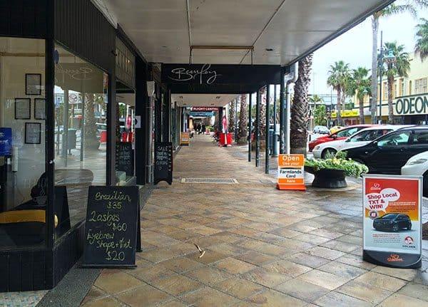 Gladstone Street Gisborne