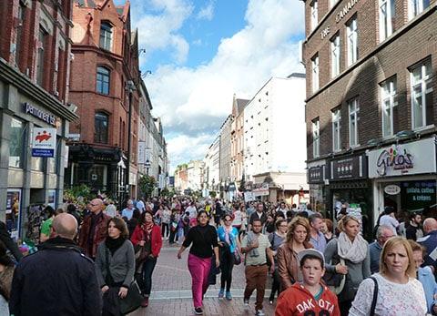 Grafton St Dublin