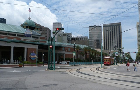 Harrahs New Orleans