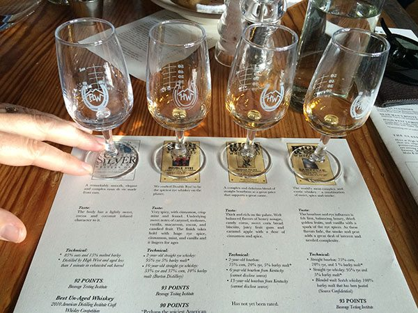 High west whisky tasting