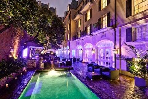 Hotel le Marais New Orleans