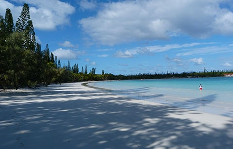 Kuto Beach Isle of Pines