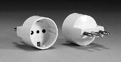 Power socket Italy