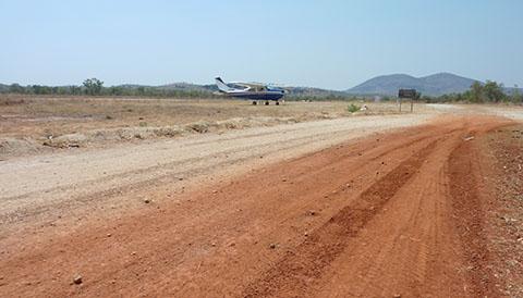 Kimberley airstrip