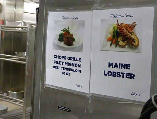 Lobster plating