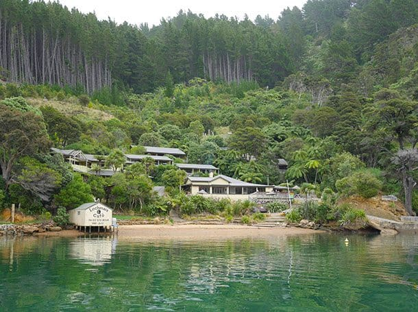 Lochmara Lodge