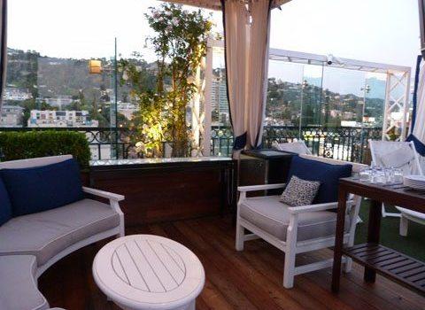 West Hollywood bar