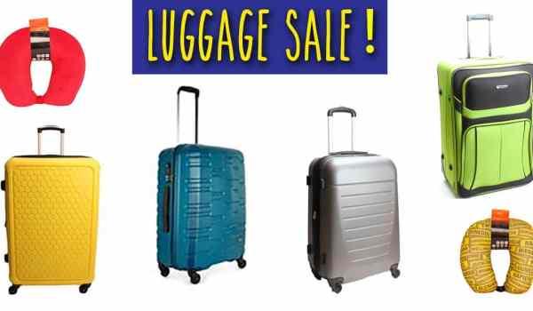 Buy online luggage